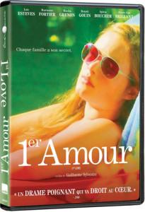 Jaquette DVD du film 1er amour de Guillaume Sylvestre