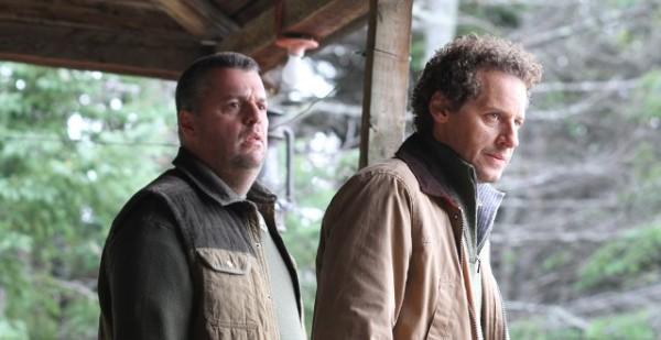 Louis Champagne et Gabriel Sabourin dans Amsterdam de Stefan Miljevic