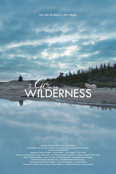 Affiche du film Go In The wilderness (Elza Kephart, 2013)