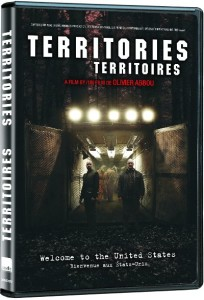 Pochette DVD du film Territories d'Olivier Abbou (©eOne)