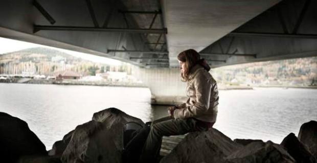 Ariane Legault est Chantal dans Une jeune fille (Catherine Martin - 2013 - K-Films Amérique - © Films 53/12)