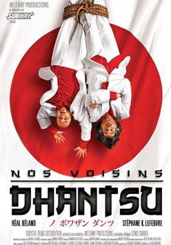 Affiche du film Nos voisins Dhantsu