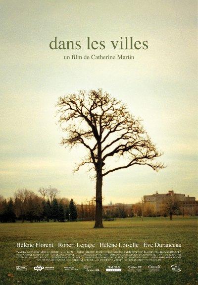 Affiche du film Dans les villes (Catherine Martin)