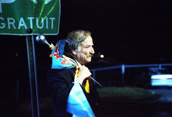 Jean Lapointe dans le film Les immortels (Photo: Pierre Crépô)