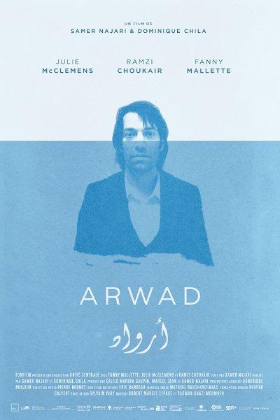 Affiche du film Arwad (S. Najari - D. Chila, 2014)