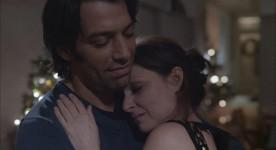 Julie McClemens et Ramzi Choukair dans Arwad (réal. Samer Najari, Dominique Chila - 2014 - FunFilm)