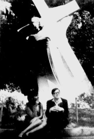 Extrait du film Mon oeil de J P Lefebvre (R. Duguay et Huguette Roy)