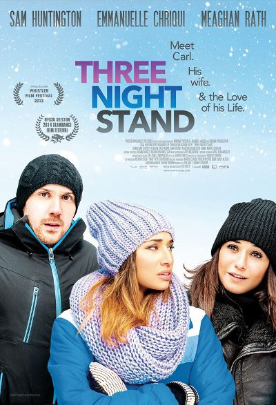 Affiche du film Three Night Stand (Pat Kiely, 2014)
