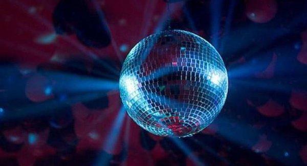 Image d'une boule à facettes