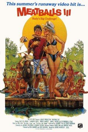 Affiche du film Meatballs 3