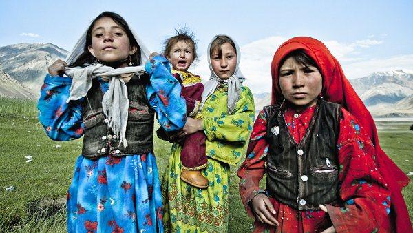 Image tirée de Wakhan - Un autre Afghanistan de Varial* Cédric Houin