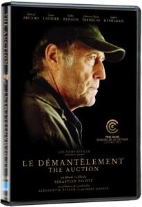 Pochette DVD du film Le démantèlement de Sébastien Pilote