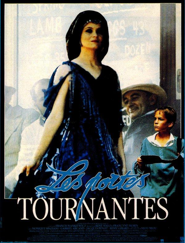 Affiche française du film Les portes tournantes de Francis Makiewicz