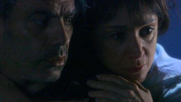 Violette Chauveau (Simone), Jean-François Casabonne (Jean) dans le film Une vie pour deux