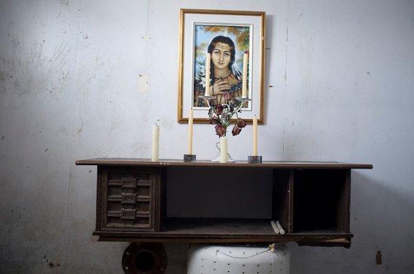 3 histoires d'Indiens, la chapelle (©Coop Vidéo)