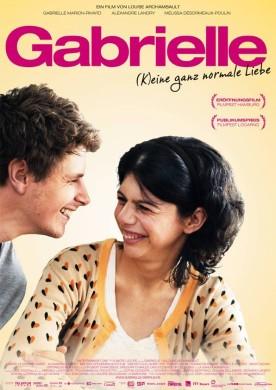 Affiche allemande du film Gabrielle (Louise Archambault)