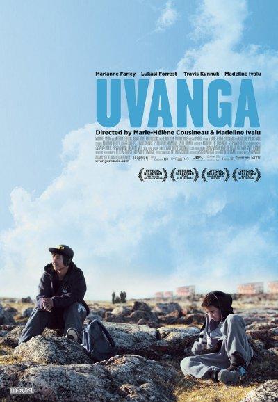Affiche du film Uvanga