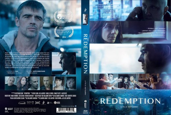 Rédemption (pochette du DVD - ©Desperado FIlms)