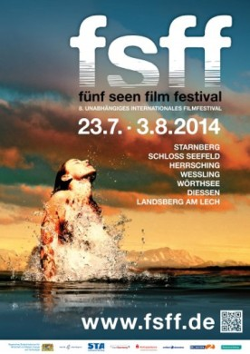 Affiche du Fünf Seen Filmfestival (FSFF) 2014