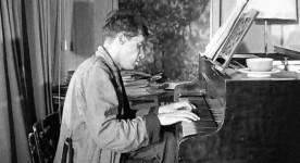 Extrait du court métrage Glenn Gould de Wolf Koenig et Roman Kroitor (©ONF)