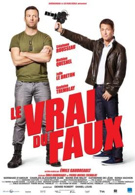 Vrai du faux, Le – Film d'Émile Gaudreault