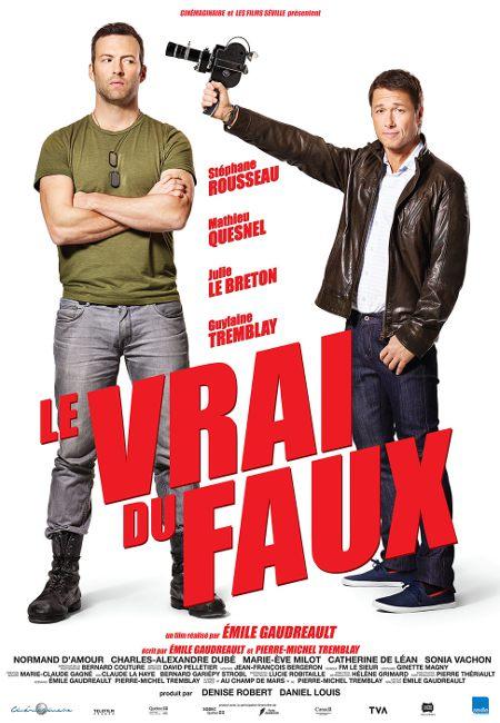 Le Vrai du Faux (2014) (WEBRIP)