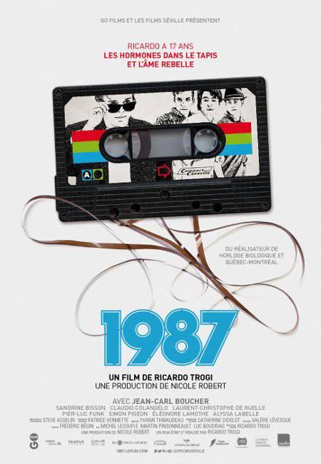 Affiche du film 1987 (©Films Séville)