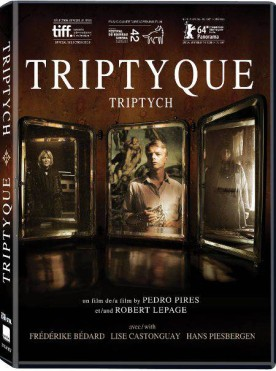 Pochette DVD du film Triptyque