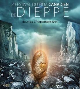 Affiche du Festival du film canadien 2014