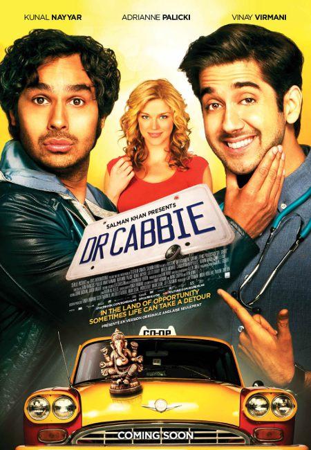 Affiche de la comédie canadienne Dr. Cabbie (©Films Séville)
