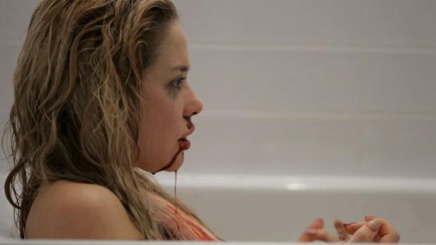 Shannon Lark dans le film DYS- de Maude Michaud (©Quirk Films)