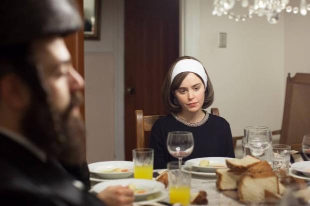 Hadas Yaron dans le film Félix et Meira de Maxime Giroux