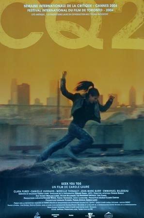 Affiche québécoise du film CQ2