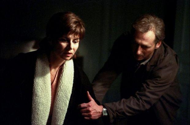 Image des comédiens Guylaine Tremblay et Luc Picard dans 20h17 rue Darling (Bernard Émond, 2003 - ©ACPAV)