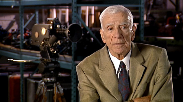 Portrait du directeur photo, réalisateur et producteur Roger Racine (extraite de l'entrevue de Denys Desjardins)