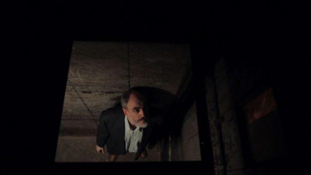 Image de Federico Hidalgo dans son film de 2015 intitulé Le concierge