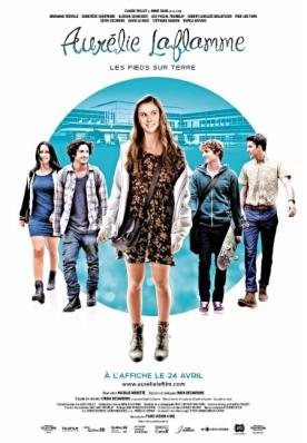 Aurélie Laflamme – Les pieds sur terre – Film de Nicolas Monette