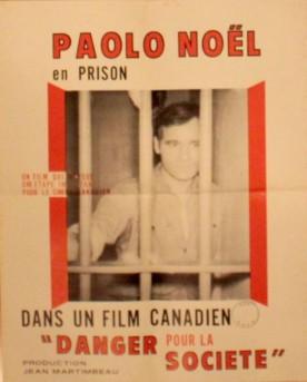 Danger pour la société – Film de Jean Martimbeau