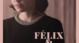 Image de l'affiche américaine du film Félix & Meira (Oscilloscope Distribution)