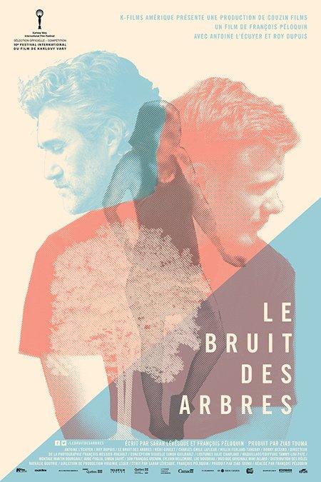 Affiche du film Le bruit des arbres
