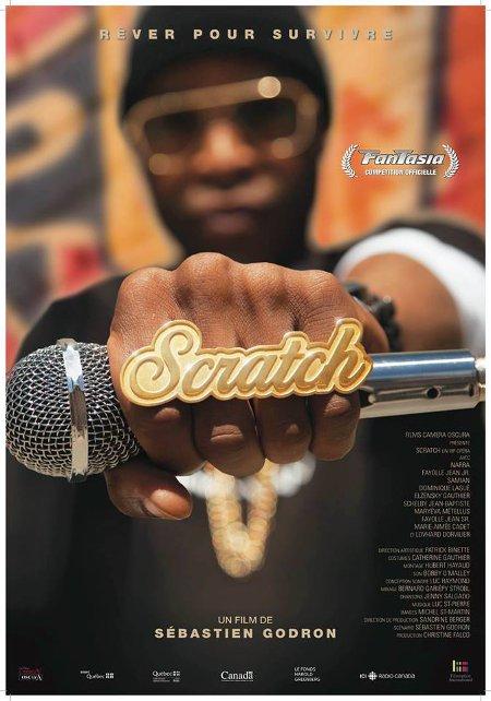Affiche du film Scratch de Sébastien Godron - Crédit photo: Bernard Fougères