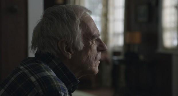 Image du comédien Paul Savoie dans Le journal d'un vieil homme de Bernard Émond