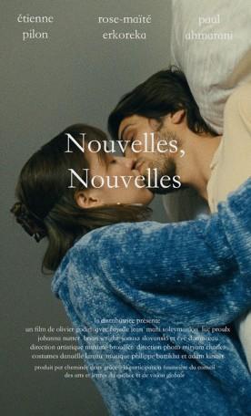 Nouvelles, Nouvelles – Film de Olivier Godin