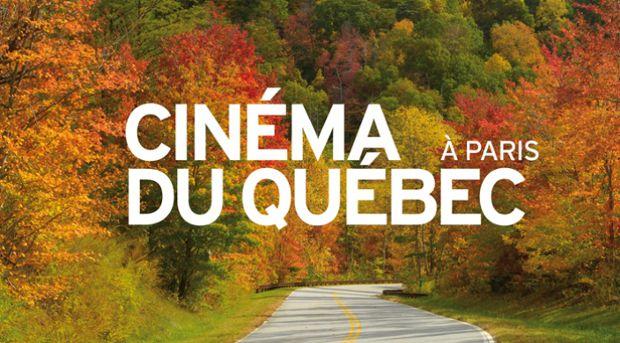 Visuel de l'événement Cinéma du Québec à Paris, 2013
