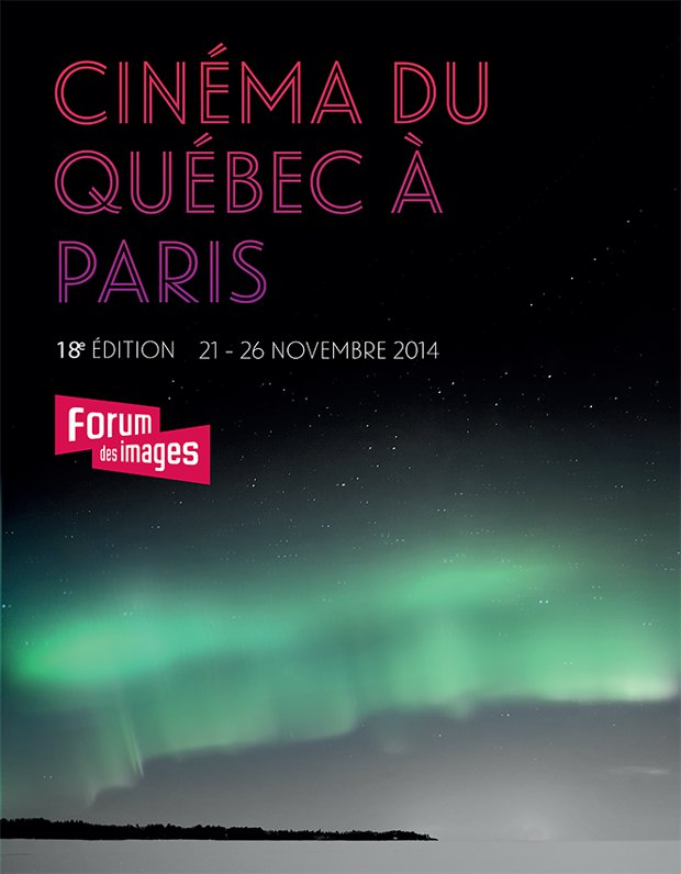Affiche de l'événement Cinéma du Québec 2014, dernier en date
