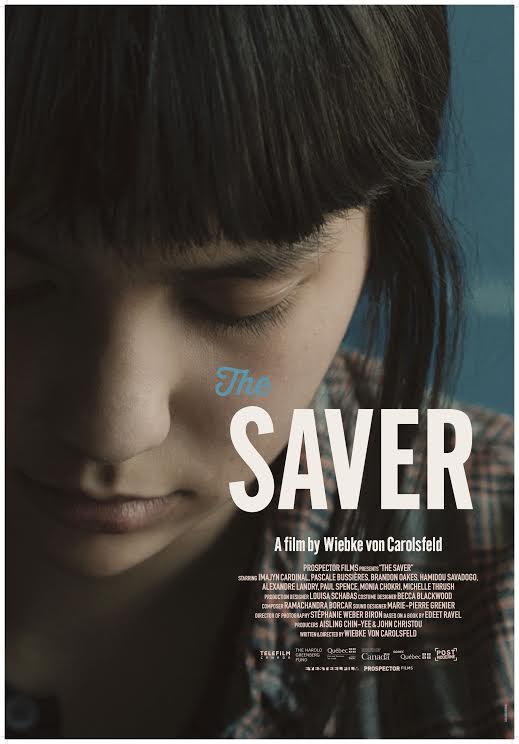 Affiche du film The Saver de Wiebke von Carolsfeld