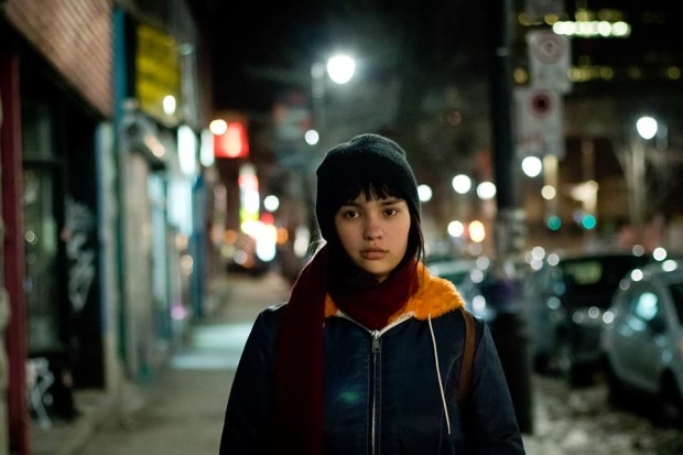 Photo de la jeune actrice Imajyn Cardinal dans le film The Saver de Wiebke von Carolsfeld