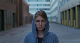 Image de l'actrice Sophie Nélisse dans le rôle de Simone jeune (Endorphine de André Turpin)