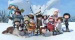Photo de groupe La guerre des tuques 3D (dist. Films Séville)