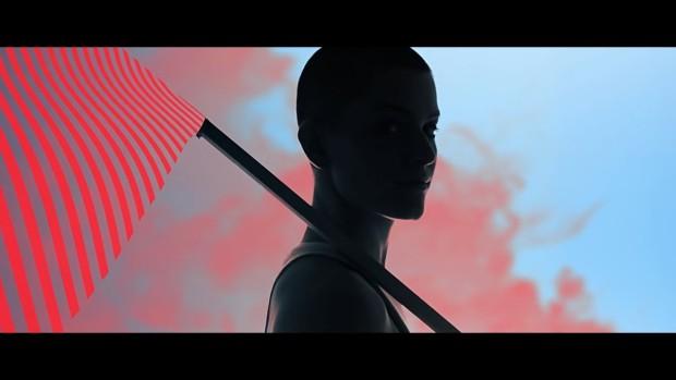 Samuel Matteau : publicité du Festival de Cinéma de la Ville de Québec